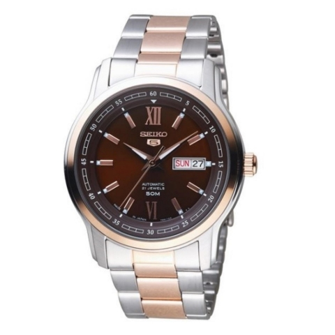 ساعت مچی عقربه ای مردانه کلاسیک برند سیکو مدل SNKP18J1