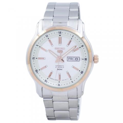 ساعت مچی عقربه ای مردانه کلاسیک برند سیکو مدل SNKP12J1