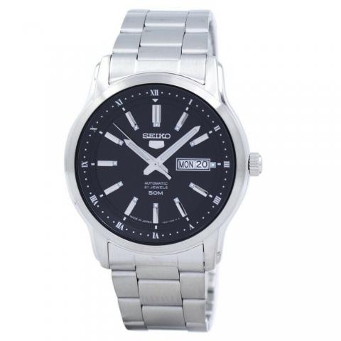 ساعت مچی عقربه ای مردانه کلاسیک برند سیکو مدل SNKP11J1