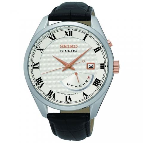 ساعت مچی عقربه ای مردانه کلاسیک برند سیکو مدل SRN073P1