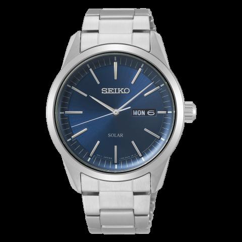 ساعت مچی عقربه ای مردانه کلاسیک برند سیکو مدل SNE525P1