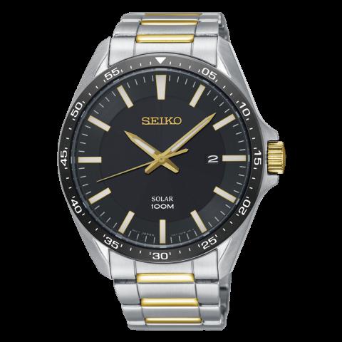 ساعت مچی عقربه ای مردانه کلاسیک برند سیکو مدل SNE485P1