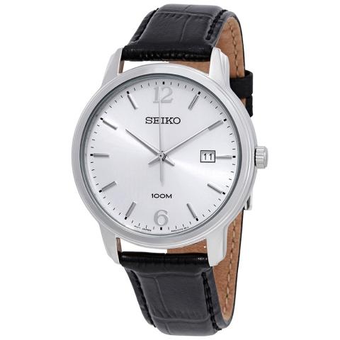 ساعت مچی عقربه ای مردانه کلاسیک برند سیکو مدل SUR265P1