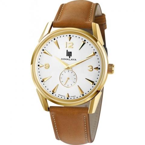 ساعت مچی عقربه ای مردانه کلاسیک برند لیپ مدل 671595