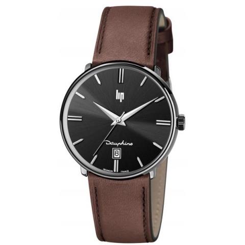 ساعت مچی عقربه ای مردانه کلاسیک برند لیپ مدل 671438