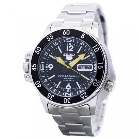 ساعت مچی عقربه ای مردانه کلاسیک برند سیکو مدل SKZ211J1