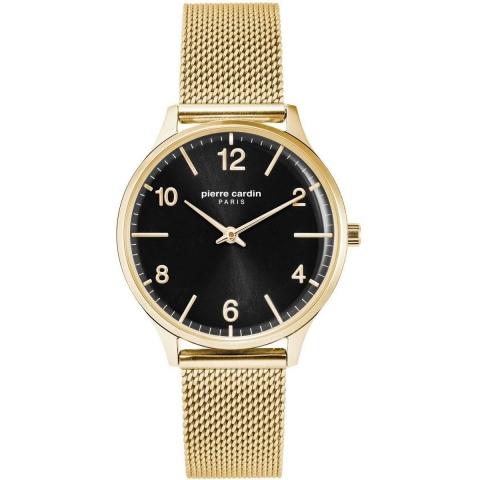ساعت مچی عقربه ای زنانه کلاسیک برند پیرکاردین مدل PC902722F106