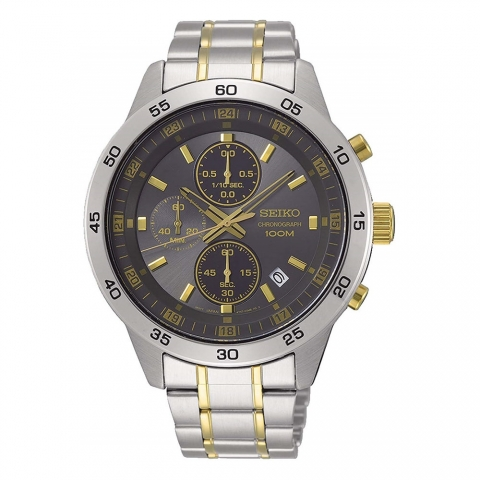 ساعت مچی عقربه ای مردانه کلاسیک برند سیکو مدل SKS645P1