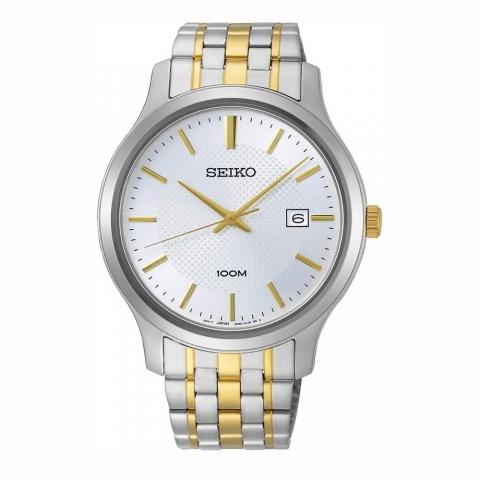 ساعت مچی عقربه ای مردانه کلاسیک برند سیکو مدل SUR295P1