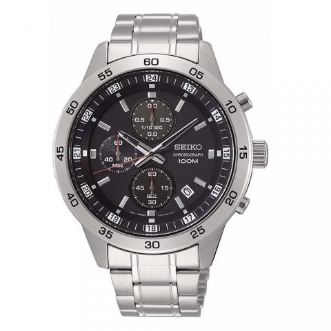 ساعت مچی عقربه ای مردانه کلاسیک برند سیکو مدل SKS641P1