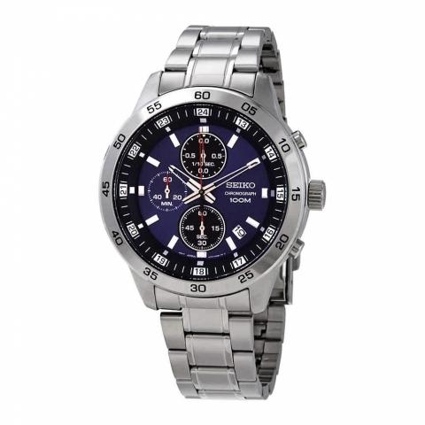 ساعت مچی عقربه ای مردانه کلاسیک برند سیکو مدل SKS639P1