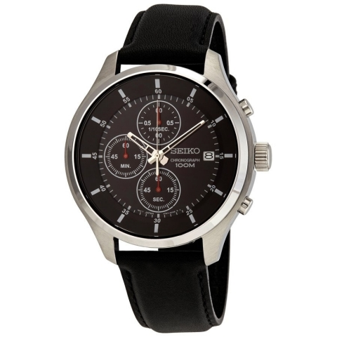 ساعت مچی عقربه ای مردانه کلاسیک برند سیکو مدل SKS539P2