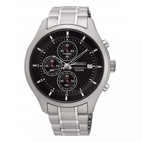 ساعت مچی عقربه ای مردانه کلاسیک برند سیکو مدل SKS539P1
