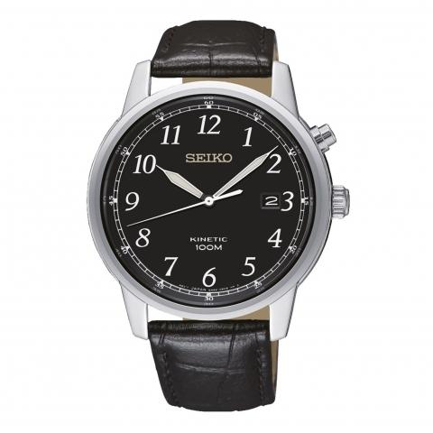 ساعت مچی عقربه ای مردانه کلاسیک برند سیکو مدل SKA781P1