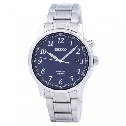 ساعت مچی عقربه ای مردانه کلاسیک برند سیکو مدل SKA777P1
