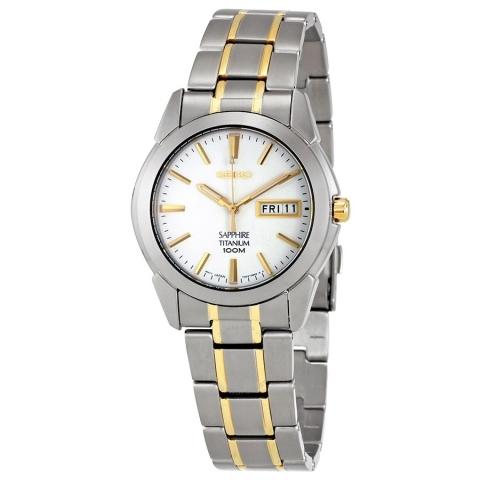 ساعت مچی عقربه ای مردانه کلاسیک برند سیکو مدل SGG733P1