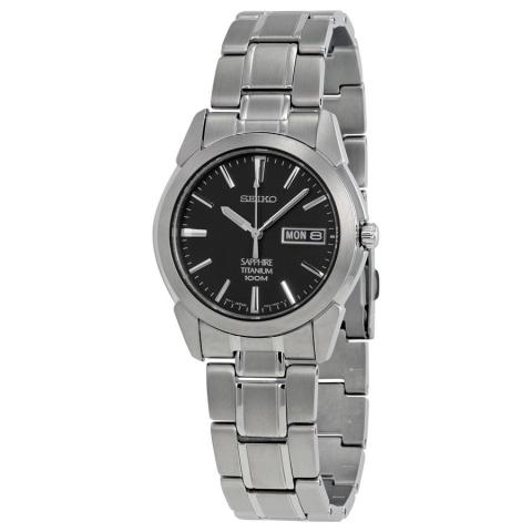ساعت مچی عقربه ای مردانه کلاسیک برند سیکو مدل SGG731P1
