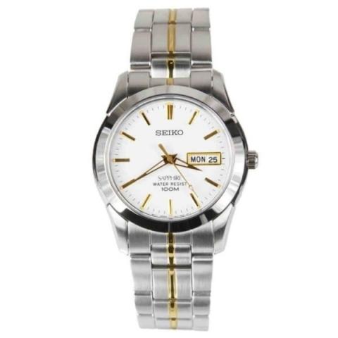 ساعت مچی عقربه ای مردانه کلاسیک برند سیکو مدل SGG719P1