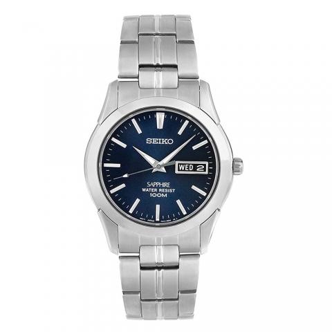 ساعت مچی عقربه ای مردانه کلاسیک برند سیکو مدل SGG717P1