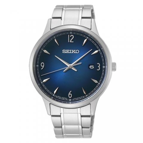 ساعت مچی عقربه ای مردانه کلاسیک برند سیکو مدل SGEH89P1
