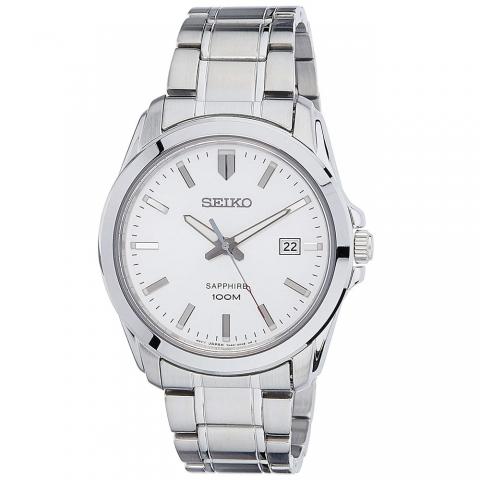 ساعت مچی عقربه ای مردانه کلاسیک برند سیکو مدل SGEH45P1