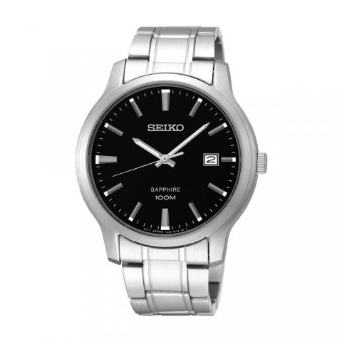 ساعت مچی عقربه ای مردانه کلاسیک برند سیکو مدل SGEH41P1