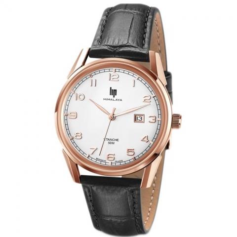 ساعت مچی عقربه ای مردانه کلاسیک برند لیپ مدل 671550
