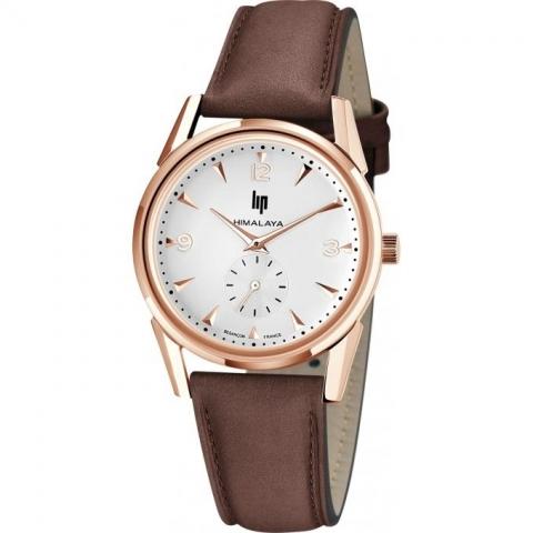 ساعت مچی عقربه ای مردانه - زنانه کلاسیک برند لیپ مدل 671058