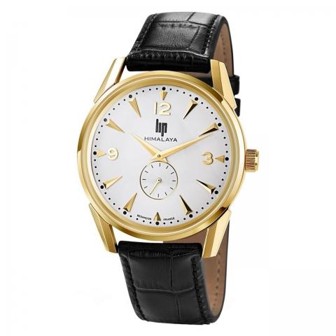 ساعت مچی عقربه ای مردانه کلاسیک برند لیپ مدل 671242