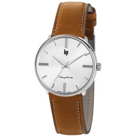 ساعت مچی عقربه ای مردانه - زنانه کلاسیک برند لیپ مدل 671918