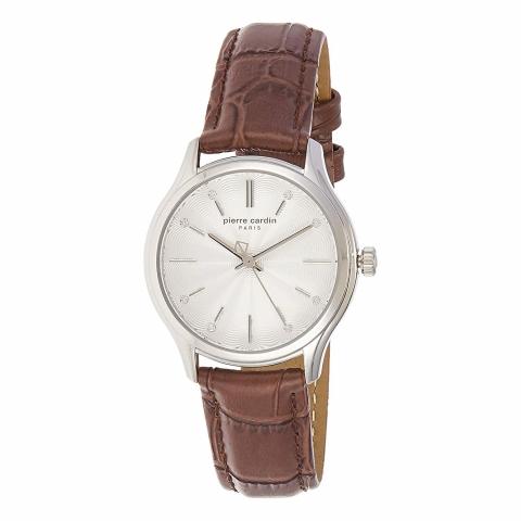 ساعت مچی عقربه ای زنانه کلاسیک برند پیرکاردین مدل PC902432F01