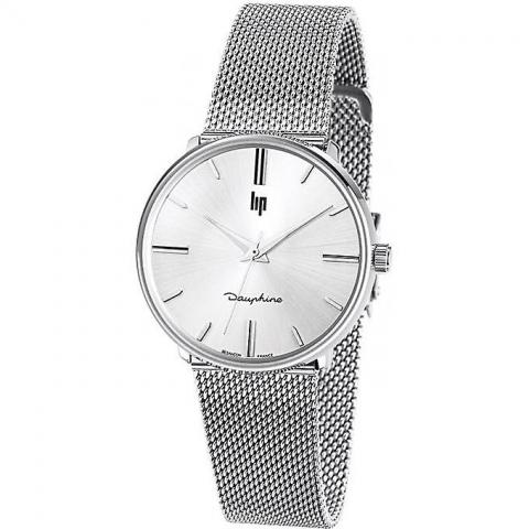 ساعت مچی عقربه ای مردانه - زنانه کلاسیک برند لیپ مدل 671297