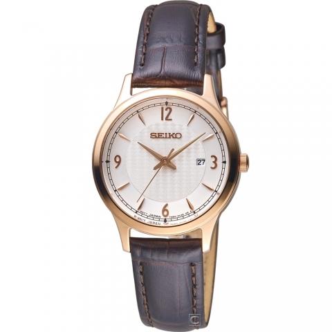 ساعت مچی عقربه ای زنانه کلاسیک برند سیکو مدل SXDG98P1