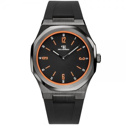 ساعت مچی عقربه ای مردانه کلاسیک برند پائول ادوارد مدل PE001S7