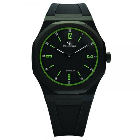 ساعت مچی عقربه ای مردانه کلاسیک برند پائول ادوارد مدل PE001S5
