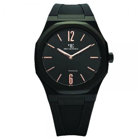 ساعت مچی عقربه ای مردانه کلاسیک برند پائول ادوارد مدل PE001S4