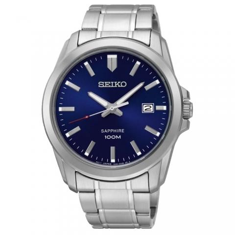 ساعت مچی عقربه ای مردانه کلاسیک برند سیکو مدل SGEH47P1