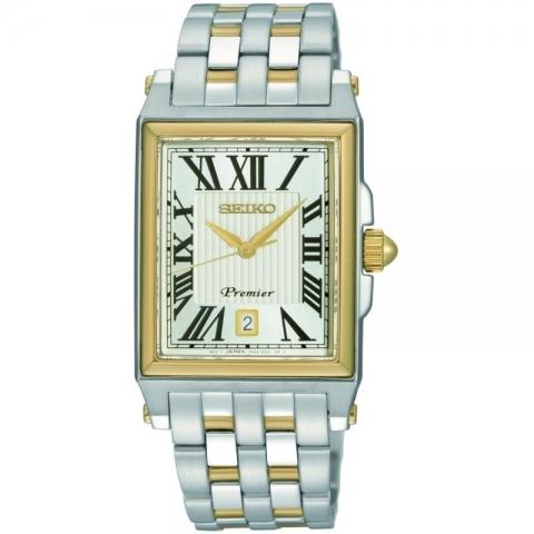 ساعت مچی عقربه ای مردانه کلاسیک برند سیکو مدل SKK718P1