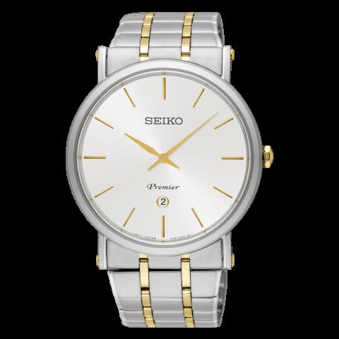 ساعت مچی عقربه ای مردانه کلاسیک برند سیکو مدل SKP400P1