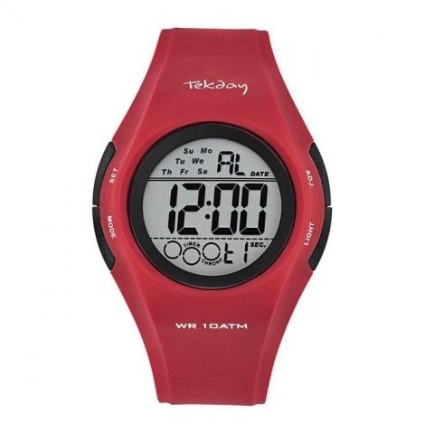 ساعت مچی دیجیتال مردانه اسپرت برند تِک دی مدل 655976
