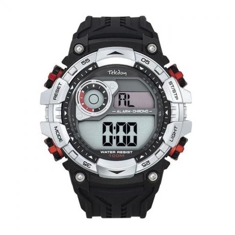 ساعت مچی دیجیتال مردانه اسپرت برند تِک دی مدل 655946