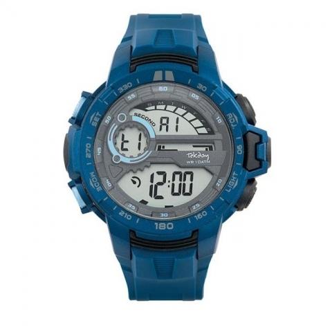 ساعت مچی دیجیتال مردانه اسپرت برند تِک دی مدل 655916