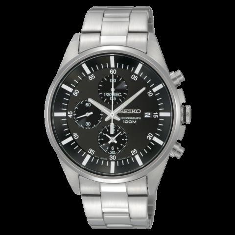 ساعت مچی عقربه ای مردانه کلاسیک برند سیکو مدل SNDC81P1