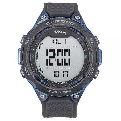 ساعت مچی دیجیتال مردانه اسپرت برند تِک دی مدل 655109
