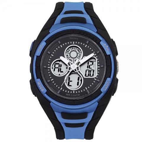 ساعت مچی عقربه ای - دیجیتال مردانه اسپرت برند تِک دی مدل 655950