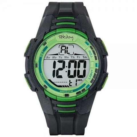 ساعت مچی دیجیتال مردانه اسپرت برند تِک دی مدل 655910