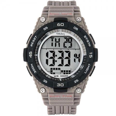 ساعت مچی دیجیتال مردانه اسپرت برند تِک دی مدل 655908