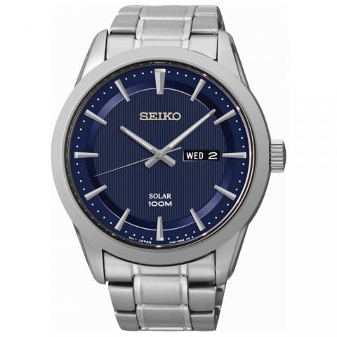 ساعت مچی عقربه ای مردانه کلاسیک برند سیکو مدل SNE361P1