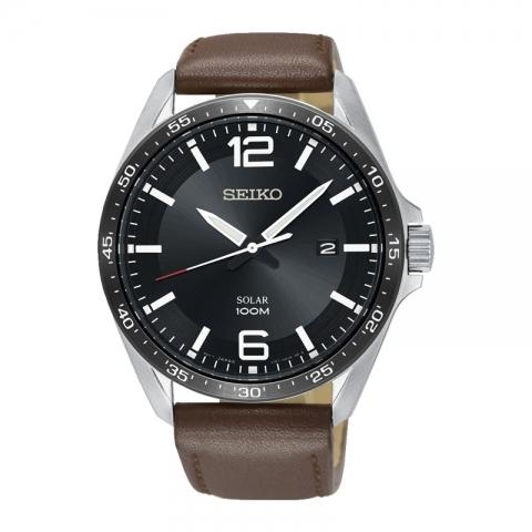 ساعت مچی عقربه ای مردانه کلاسیک برند سیکو مدل SNE487P1