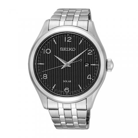 ساعت مچی عقربه ای مردانه کلاسیک برند سیکو مدل SNE489P1
